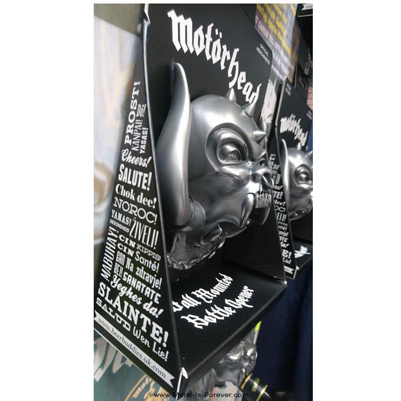 MOTORHEAD -モーターヘッド- SNAGGLETOOTH 「スナグルトゥース」 ボトル・オープナー(栓抜き)