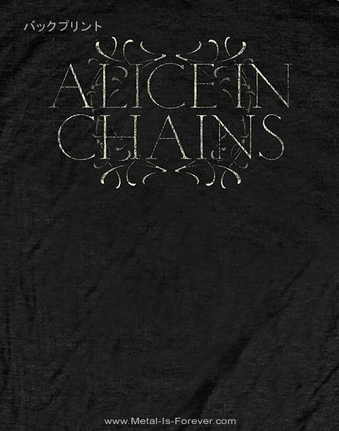 ALICE IN CHAINS (アリス・イン・チェインズ) MOON TREE 「ムーン・ツリー」 Tシャツ