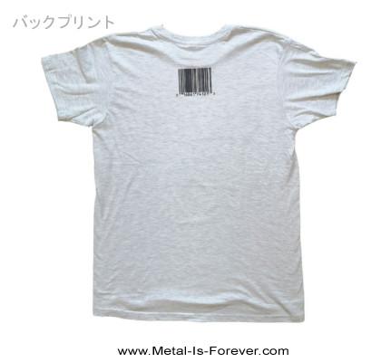 SLIPKNOT (スリップノット) SLIPKNOT 「スリップノット」 Tシャツ(グレー)