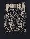 【在庫有り商品】PANTERA -パンテラ- OFFICIAL LIVE 101 PROOF 「ライヴ〜狂獣」 スカル Tシャツ Mサイズ