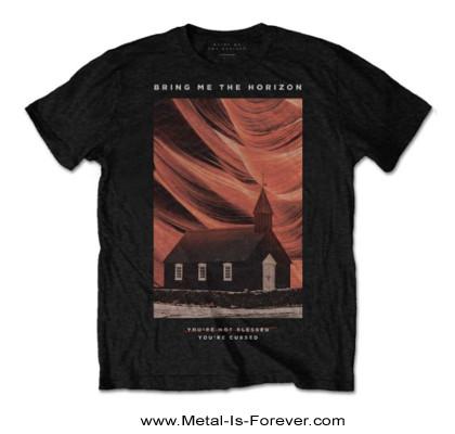BRING ME THE HORIZON -ブリング・ミー・ザ・ホライズン- YOU'RE CURSED 「ユーアー・カースド」 Tシャツ