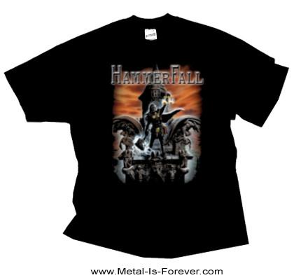 HAMMERFALL -ハンマーフォール- BUILT TO LAST 「ビルト・トゥ・ラスト」 Tシャツ