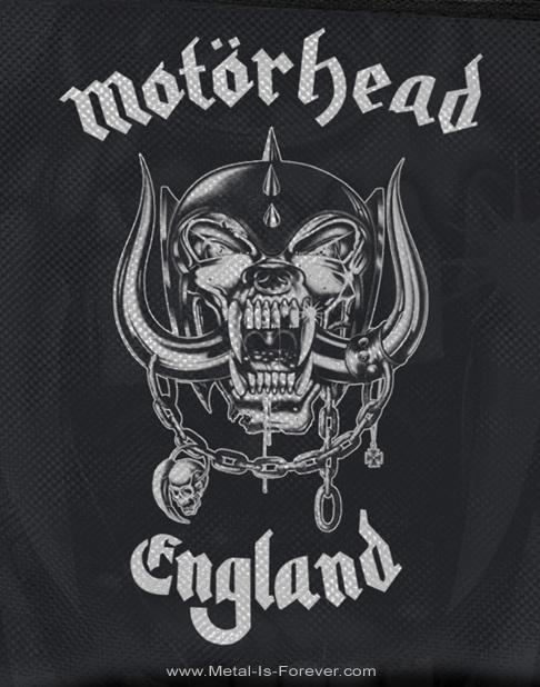 MOTORHEAD -モーターヘッド- ENGLAND 「イングランド」  ボディバッグ
