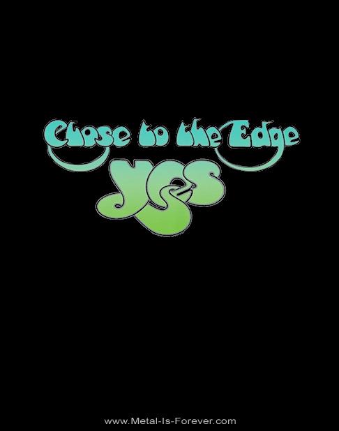 YES (イエス) CLOSE TO THE EDGE 「危機」 Tシャツ