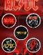 AC/DC (エーシー・ディーシー) POWER UP 「パワーアップ」 バッジセット