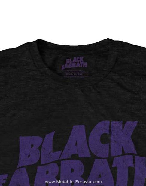 BLACK SABBATH -ブラック・サバス- WAVY LOGO VINTAGE 「ウェイビー・ロゴ」 ヴィンテージ Tシャツ