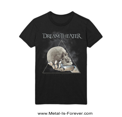 DREAM THEATER -ドリーム・シアター- DISTANCE OVER TIME 「ディスタンス・オーバー・タイム」2019年ヨーロッパ・ツアー  Tシャツ