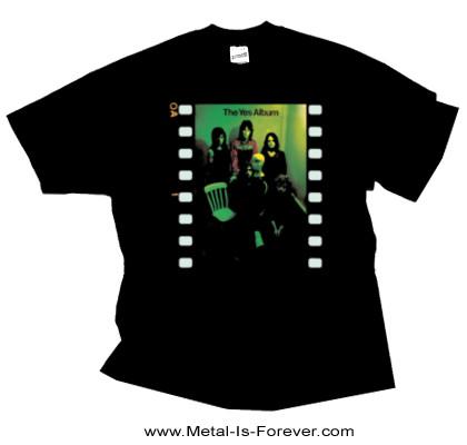 YES (イエス) THE YES ALBUM 「イエス・サード・アルバム」 Tシャツ