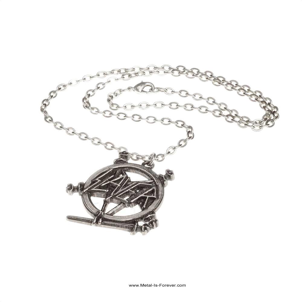 SLAYER -スレイヤー- PENTAGRAM LOGO 「ペンタグラム・ロゴ」 ペンダント