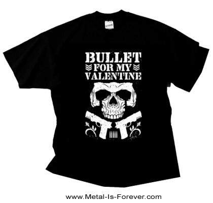 BULLET FOR MY VALENTINE -ブレット・フォー・マイ・ヴァレンタイン- BULLET CLUB 「バレット・クラブ」 Tシャツ