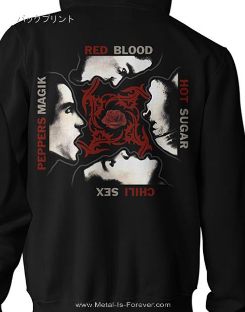 RED HOT CHILI PEPPERS -レッド・ホット・チリ・ペッパーズ- BLOOD SUGAR SEX MAGIK 「ブラッド・シュガー・セックス・マジック」 ジップ・パーカー