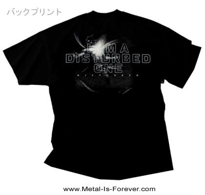 DISTURBED (ディスターブド) I AM A DISTURBED ONE 「アイ・アム・ア・ディスターブド・ワン」 Tシャツ