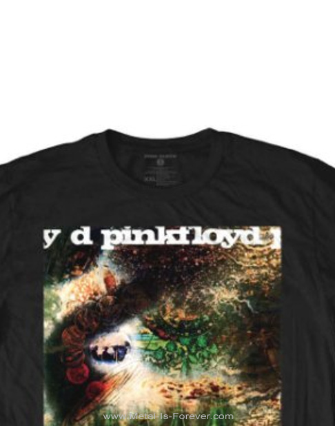 PINK FLOYD (ピンク・フロイド) SAUCER FULL OF SECRETS 「神秘」 Tシャツ