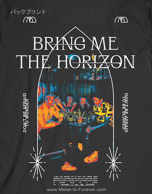 BRING ME THE HORIZON (ブリング・ミー・ザ・ホライズン) LOVE IS ALL WE HAVE 「ラブ・イズ・オール・ウィ・ハブ」 Tシャツ