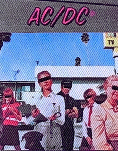 AC/DC (エーシー・ディーシー) DIRTY DEEDS DONE DIRT CHEAP 「悪事と地獄」 アイロン・ワッペン