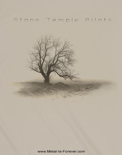 STONE TEMPLE PILOTS (ストーン・テンプル・パイロッツ) PERDIDA 「ペルディダ」 Tシャツ(ナチュラル・カラー)