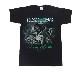 【在庫有り商品】IRON MAIDEN -アイアン・メイデン- FROM FEAR TO ETERNITY 「フロム・フィア・トゥ・エタニティ」 ディストレスト Tシャツ Sサイズ