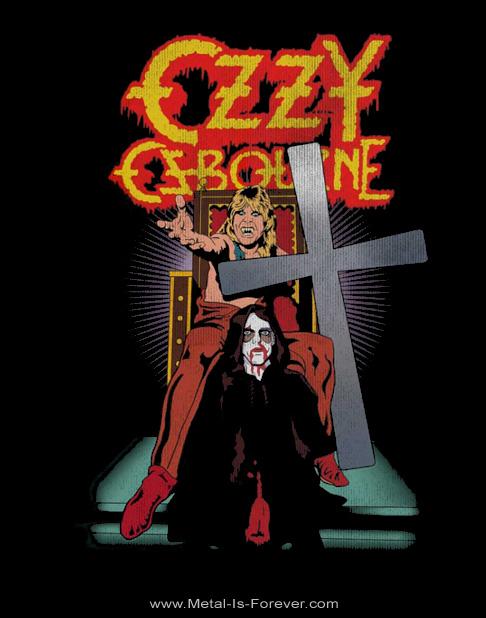 OZZY OSBOURNE -オジー・オズボーン- SPEAK OF THE DEVIL 「悪魔の囁き」 ヴィンテージ Tシャツ