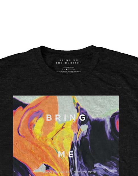 BRING ME THE HORIZON -ブリング・ミー・ザ・ホライズン- PAINTED 「ペインテッド」 Tシャツ