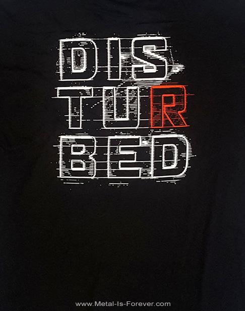 DISTURBED (ディスターブド) ARE YOU READY 「アー・ユー・レディ」 Tシャツ