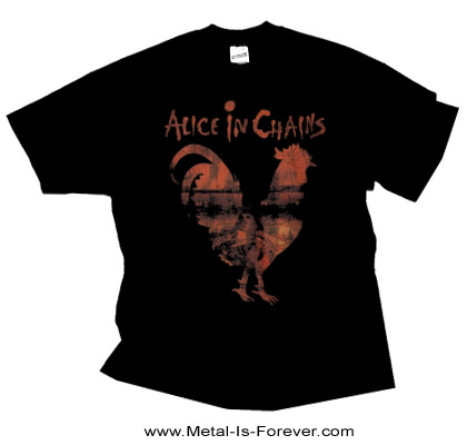 ALICE IN CHAINS (アリス・イン・チェインズ) ROOSTER DIRT 「ルースター・ダート」 Tシャツ