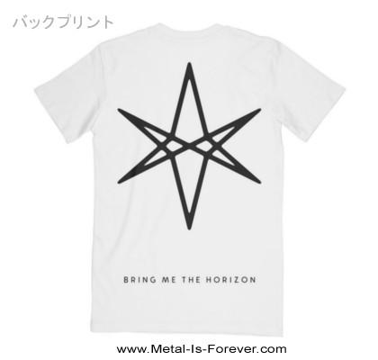 BRING ME THE HORIZON (ブリング・ミー・ザ・ホライズン) PARASITE EVE 「パラサイト・イヴ」 Tシャツ(白)