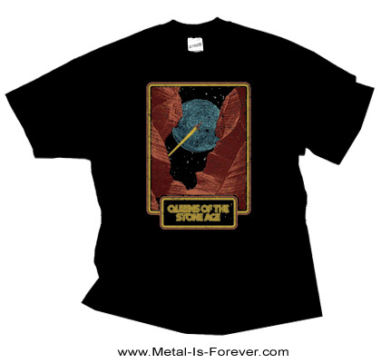 QUEENS OF THE STONE AGE (クイーンズ・オブ・ザ・ストーン・エイジ) CANYON 「キャニオン」 Tシャツ