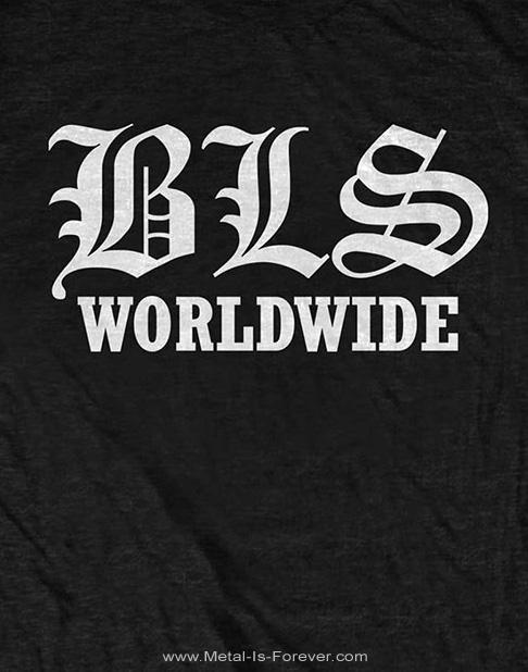 BLACK LABEL SOCIETY (ブラック・レーベル・ソサイアティ) WORLDWIDE 「ワールド・ワイド」 Tシャツ