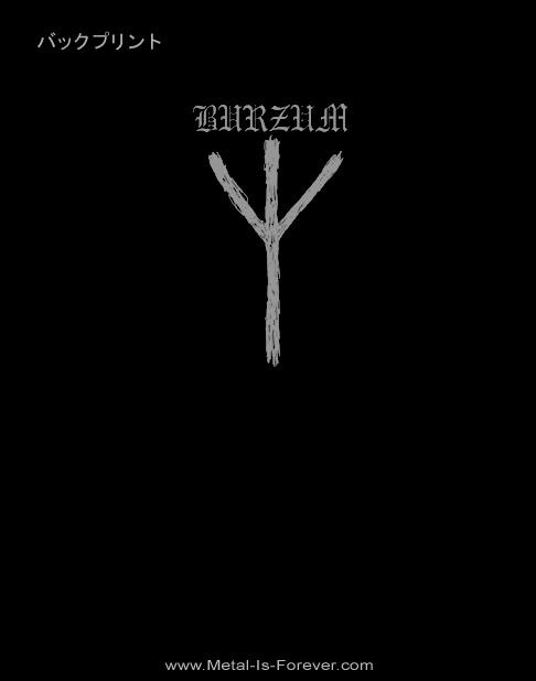 BURZUM -バーズム- ASKE 2013 「アスク 2013」 Tシャツ