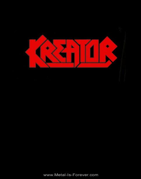 KREATOR -クリエイター-  LOGO 「ロゴ」 パーカー