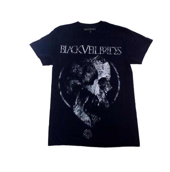 【在庫有り商品】BLACK VEIL BRIDES -ブラック・ヴェイル・ブライズ- ROOTS 「ルーツ」 Tシャツ Mサイズ