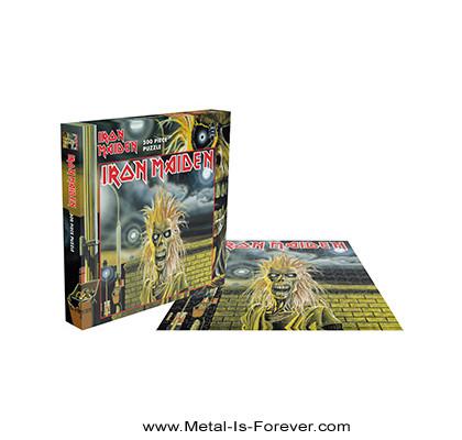 IRON MAIDEN -アイアン・メイデン- IRON MAIDEN 「鋼鉄の処女」  500ピース ジグソーパズル