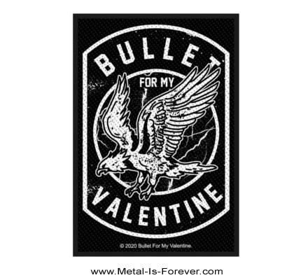 BULLET FOR MY VALENTINE (ブレット・フォー・マイ・ヴァレンタイン) EAGLE 「イーグル」 ワッペン