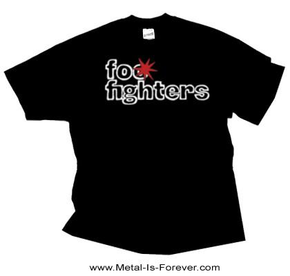FOO FIGHTERS (フー・ファイターズ) LOGO 「ロゴ」 Tシャツ