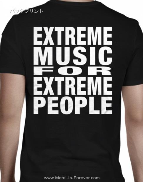 MORBID ANGEL -モービッド・エンジェル- EXTREME MUSIC 「エクストリーム・ミュージック」 Tシャツ