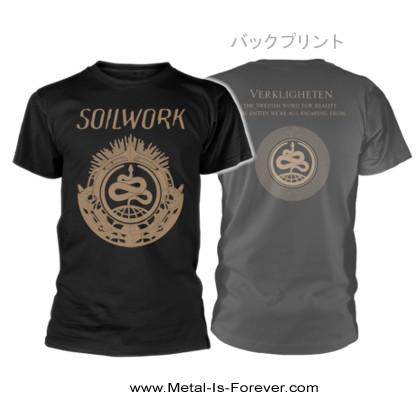 SOILWORK (ソイルワーク) SNAKE 「スネーク」 Tシャツ