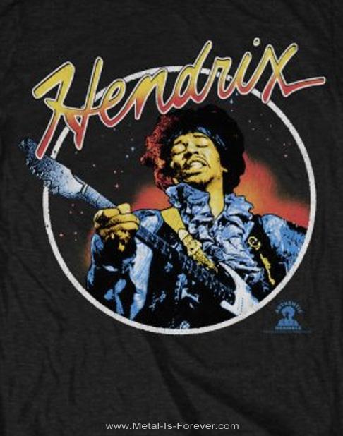 JIMI HENDRIX (ジミ・ヘンドリックス) SCRIPT CIRCLE 「スクリプト・サークル」 Tシャツ