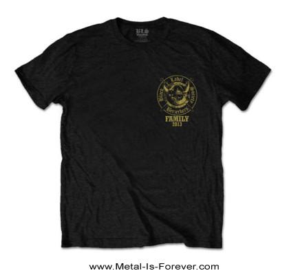 BLACK LABEL SOCIETY (ブラック・レーベル・ソサイアティ) BERZERKERS 「バーサーカー」 Tシャツ