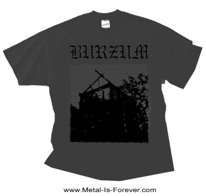 BURZUM -バーズム- ASKE 「アスク」 Tシャツ(グレー)