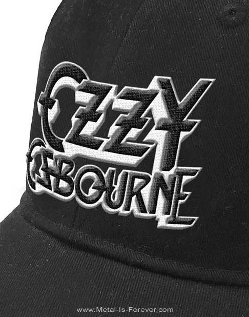 OZZY OSBOURNE -オジー・オズボーン- LOGO 「ロゴ」 キャップ