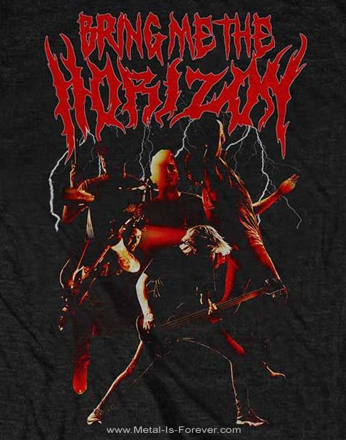 BRING ME THE HORIZON -ブリング・ミー・ザ・ホライズン- LIGHTNING 「ライトニング」 Tシャツ