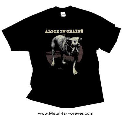 ALICE IN CHAINS (アリス・イン・チェインズ) THREE LEGGED DOG 「スリー・レッグド・ドッグ」 Tシャツ