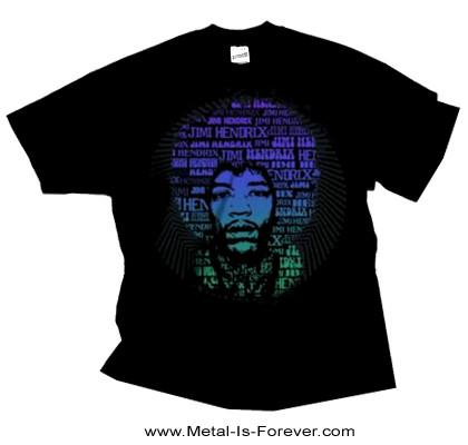 JIMI HENDRIX (ジミ・ヘンドリックス) AFRO SPEECH 「アフロ・スピーチ」 Tシャツ