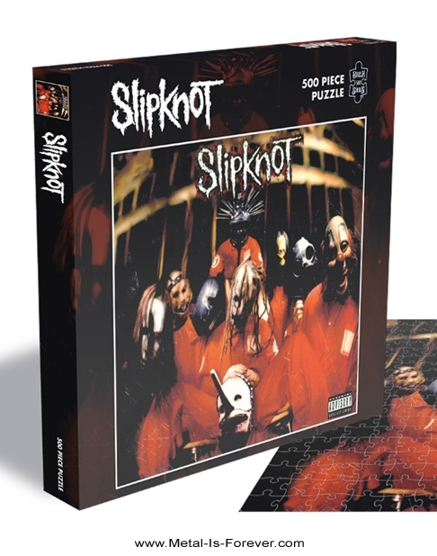SLIPKNOT (スリップノット) SLIPKNOT 「スリップノット」 500ピース ジグソーパズル