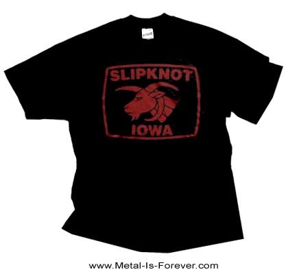 SLIPKNOT -スリップノット- GOAT CREST 「ゴート・クレスト」 Tシャツ