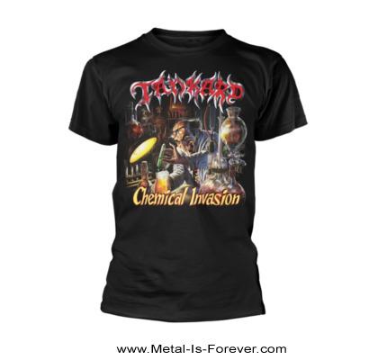 TANKARD (タンカード) CHEMICAL INVASION 「ケミカル・インヴェイジョン」 Tシャツ