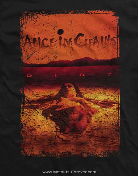ALICE IN CHAINS (アリス・イン・チェインズ) DIRT 「ダート」 Tシャツ