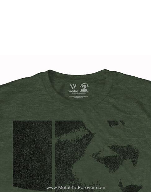 JIMI HENDRIX (ジミ・ヘンドリックス) LET ME LIVE 「レット・ミー・リヴ」 Tシャツ(カーキ)
