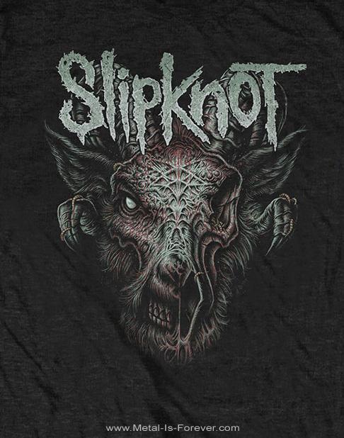 SLIPKNOT (スリップノット) INFECTED GOAT 「インフェクテッド・ゴート」 キッズTシャツ