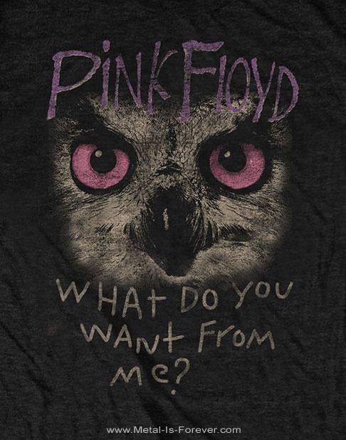 PINK FLOYD (ピンク・フロイド) OWL - WDYWFM? 「オウル - WDYWFM?」 Tシャツ